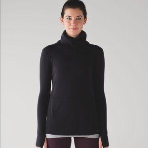Lululemon Merino Wool Sweat & Savasana Sweater
